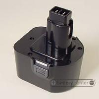 BLACK AND DECKER 12V 1500mAh NICAD replacment power tool battery