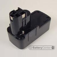 BOSCH 7.2V 1500mAh NICAD replacment power tool battery