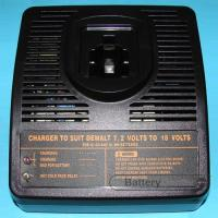 Replacement Dewalt power tool battery charger