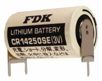 CR14250SE-FT 3 Pin Lithium Battery