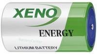 3.6 Volt 19000 mAh D Lithium Button Top Battery