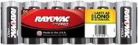 AL-D D Size Industrial Alkaline Battery (6 PACK)