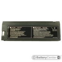 HBP-4810SLA barcode printer 12 volt 2300 mAh battery