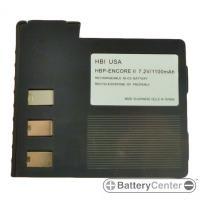 HBP-ENCOREII barcode printer 7.2 volt 1100 mAh battery