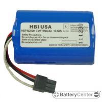 HBP-MZ320L barcode printer 7.4 volt 1500 mAh battery