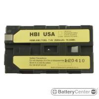 HBM-AML7100L barcode scanner 7.4 volt 2600 mAh battery