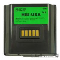 HBM-HHP7400M barcode scanner 3.6 volt 2700 mAh battery