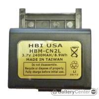 HBM-CN2L barcode scanner 3.7 volt 2400 mAh battery