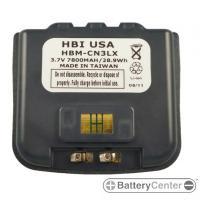 HBM-CN3LX barcode scanner 3.7 volt 7800 mAh battery