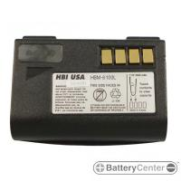 HBM-6100L barcode scanner 7.2 volt 2600 mAh battery