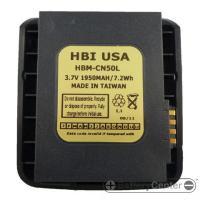 HBM-CN50L barcode scanner 3.7 volt 1950 mAh battery