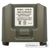 HBM-SYM9000S barcode scanner 7.4 volt 1800 mAh battery