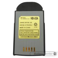 HBM-7535LX barcode scanner 7.4 volt 2500 mAh battery