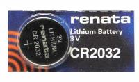 CR2032 Lithium Battery by renata