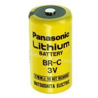 3.0 Volt 5000 mAh PANASONIC C Lithium Button Top Battery