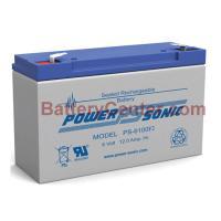 PS-6100F2 SLA Battery