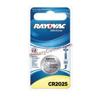 CR2025 Rayovac Lithium Coin Cell Battery