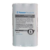 NiCd 10.8 volt 600 mAh Two Way Radio Battery for Motorola - BC-BP9027
