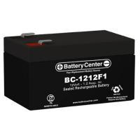 BC-1212 12 Volt 1.4Ah SLA Battery