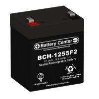 12v 5.5Ah SLA (sealed lead acid) High Rate Battery