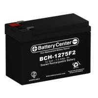 12v 7.5Ah SLA (sealed lead acid) High Rate Battery