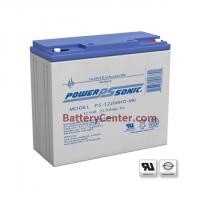 PS-12200HD Vibration Resistant SLA Battery