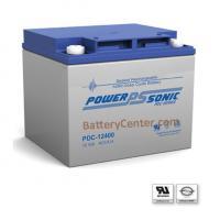 PDC-12400 Deep Cycle SLA Battery