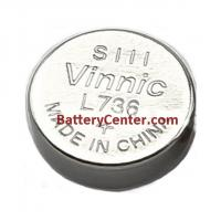 L736 Micro Alkaline Coin Cell Battery