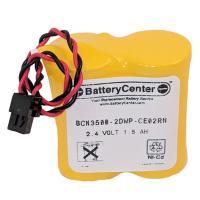 BCN3500-2DWP-CE02RN Nickel Cadmium Battery