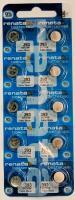 393 renata Silver Oxide Coin Cell Battery