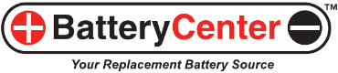 Battery Center Logo